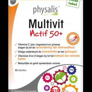 Multivit Activ 50+