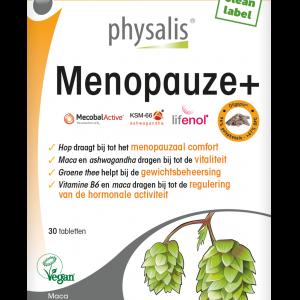 Menopauze+