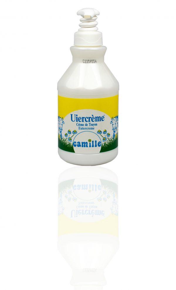 Uiercrème pomp