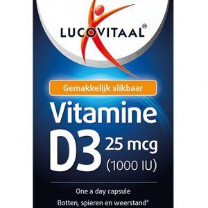 vitamine D3 capsules
